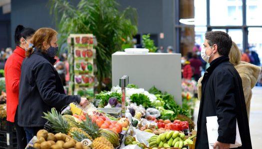 Mercado Municipal de Braga reabre após dois anos de reabilitação