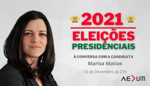 """Marisa Matias: """"O combate às alterações climáticas é o combate da nossa geração"""""""