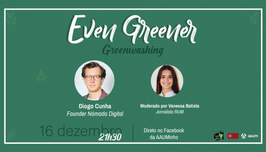 Society LTP Minho promove conversa sobre Greenwashing