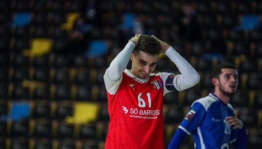 SC Braga/AAUM é derrotado na deslocação ao Burinhosa