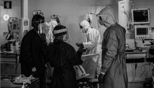 Exposição virtual descortina a pandemia nos Cuidados Intensivos de Braga