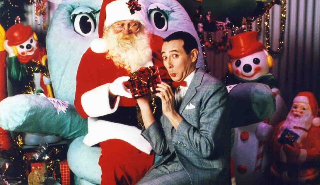 Christmas at Pee Wee's Playhouse Special
