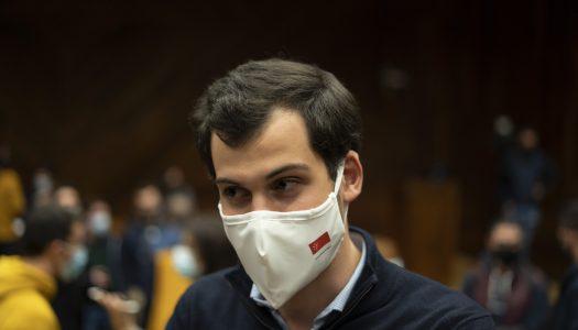"""Rui Oliveira: """"Temos de estar também disponíveis a ajudar a combater este problema global"""""""