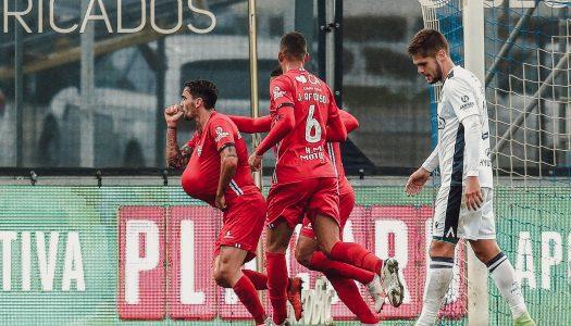 Gil Vicente segue para os quartos da Taça de Portugal com vitória no prolongamento