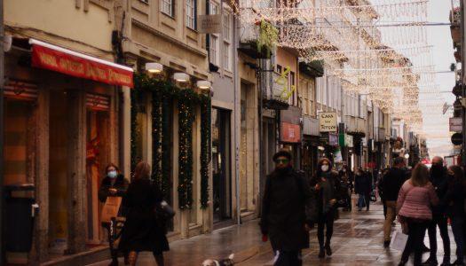 As ruas do Minho (quase) cheias de Natal [Fotogaleria]