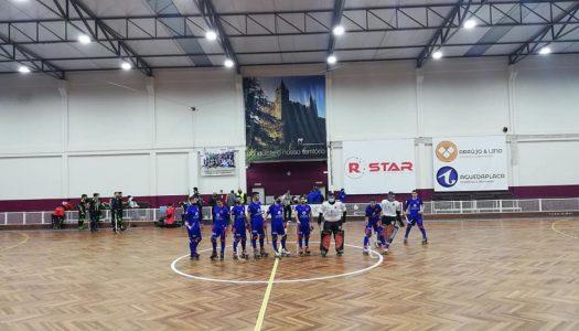 Juventude de Viana sofre derrota frente à UD Oliveirense num jogo equilibrado