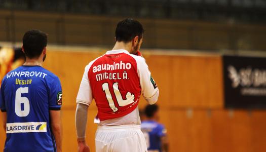 Miguel Ângelo integra seleção nacional para o Euro 2022