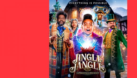 Jingle Jangle: Um Natal Mágico: a magia da representatividade