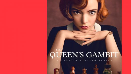 The Queen's Gambit: uma série com todas as peças no sítio