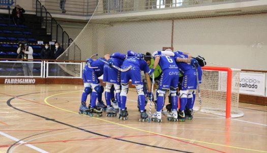 OC Barcelos x HC Braga (Destaques)