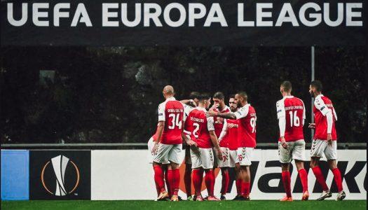 SC Braga vence Zorya num jogo com muitas oportunidades