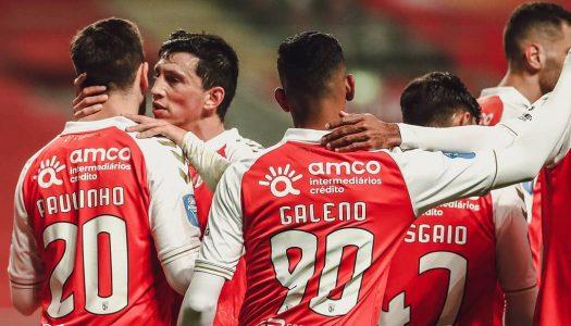 SC Braga apura-se para a Final Four da Allianz Cup
