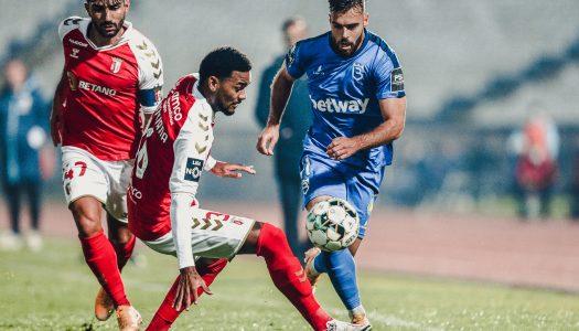 SC Braga é surpreendido e perde frente à Belenenses SAD