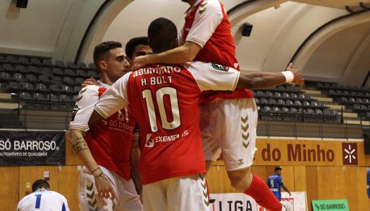 CR Candoso X SC Braga/AAUM (Destaques)