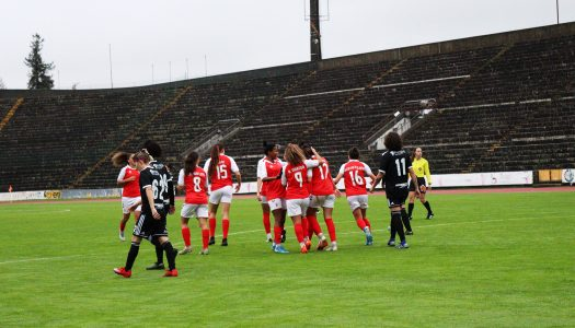 SC Braga perde pela margem mínima frente ao Sporting CP