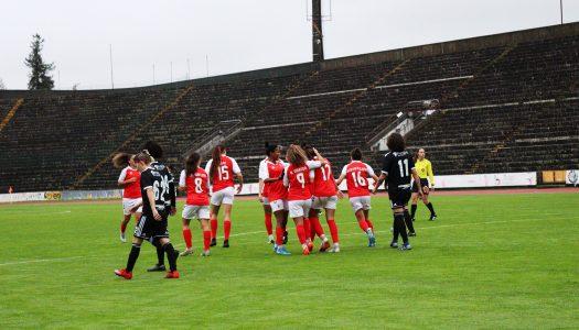SC Braga vence e garante segundo lugar na Série Norte da Liga BPI