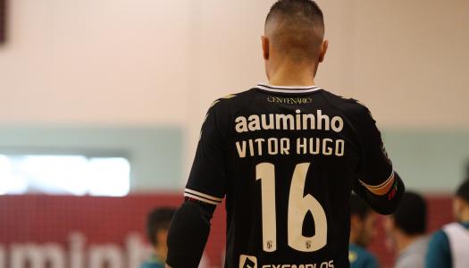 Vítor Hugo convocado para os jogos de qualificação do Euro 2022