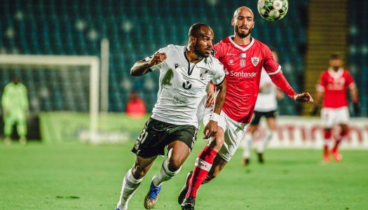 Vitória SC goleia Santa Clara na décima jornada da Liga NOS