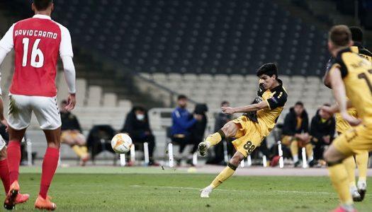 SC Braga não vacila e vence no reduto do AEK