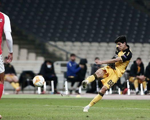 AEK - SC Braga