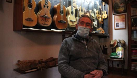 Ver Braga pelas cordas de uma viola: a família Machado e a arte de dar vida ao som