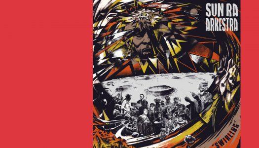 Swirling: o free jazz cósmico