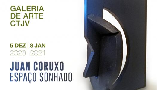 Juan Coruxo expõe na Galeria de Arte do CTJV em Monção
