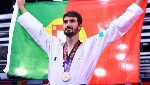 Três atletas minhotos avançam para o Campeonato Europeu de Taekwondo