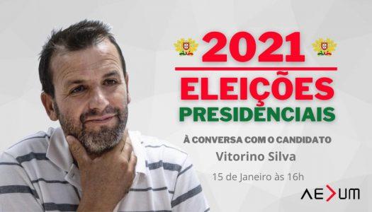 "Vitorino Silva: ""É preciso defender a democracia"""