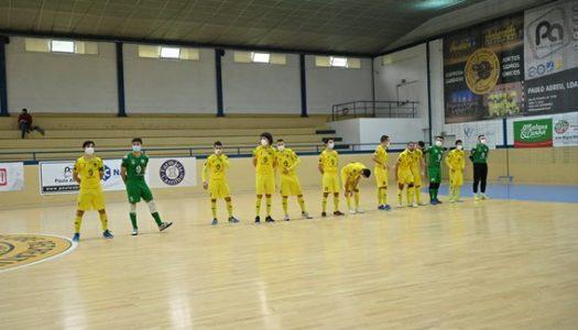 CR Candoso e Viseu 2001 dividem pontos na Beira Alta