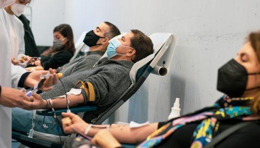 """Reservas de sangue escassas. Doar é """"um dever de quem o pode fazer"""""""