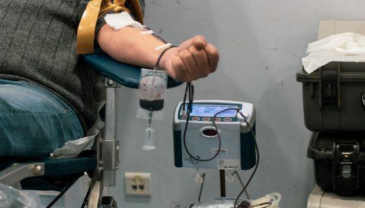 """Dia Mundial do Dador de Sangue. """"Não há nada que substitua o sangue"""""""