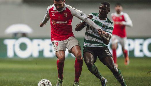 SC Braga é batido na final da Taça da Liga