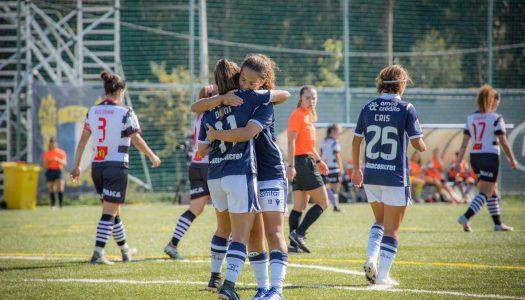 FC Famalicão vence em Condeixa e continua na liderança do campeonato