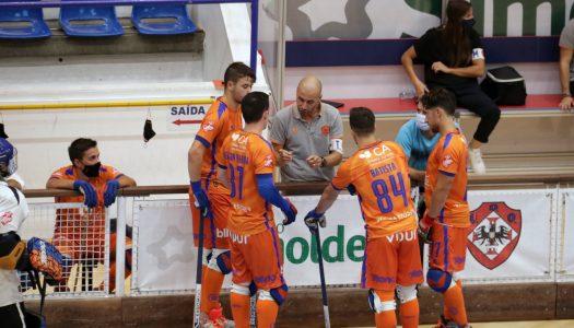 Juventude de Viana sofre derrota frente ao Sporting CP