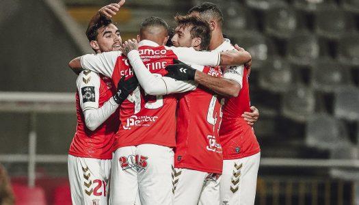 SC Braga empata no último suspiro frente ao FC Porto