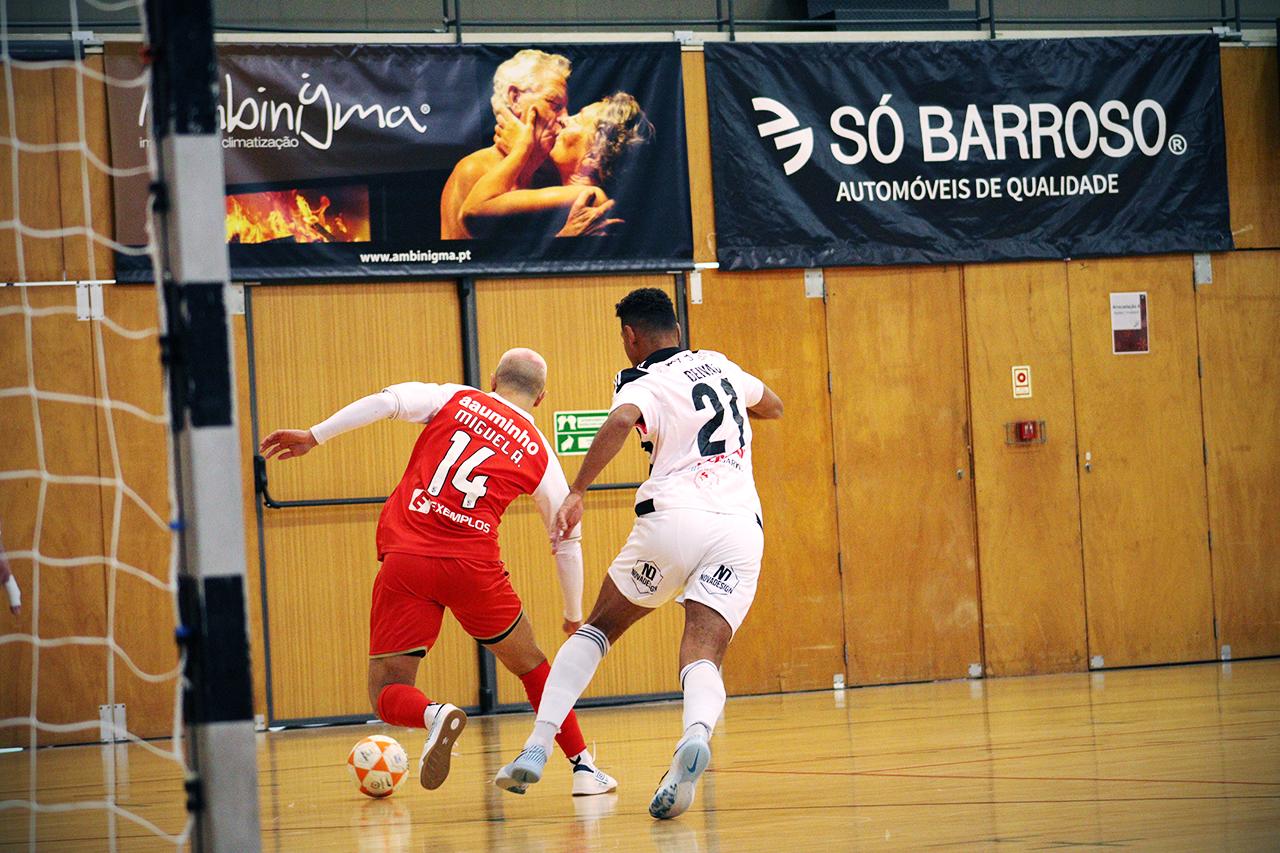 SC Braga AAUM x Portimonense