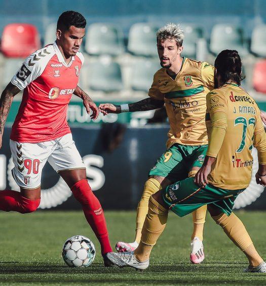SC Braga vs Paços