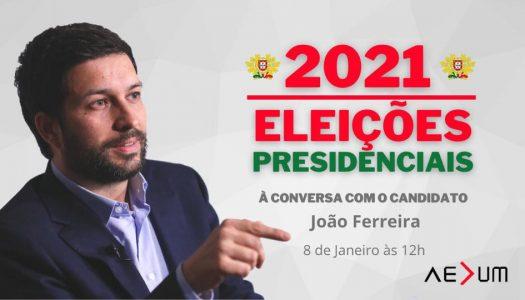 """João Ferreira: """"Sem direitos não há desenvolvimento e sem desenvolvimento não há direitos"""""""