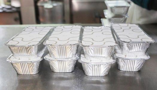 Escolas de acolhimento servem 37 mil refeições por dia
