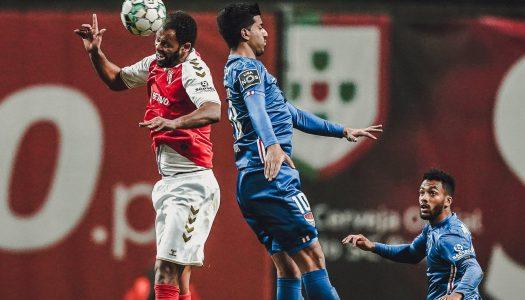 SC Braga x Gil Vicente (Destaques)