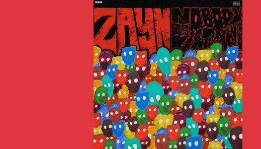 Nobody is Listening: o lado mais vulnerável de Zayn Malik