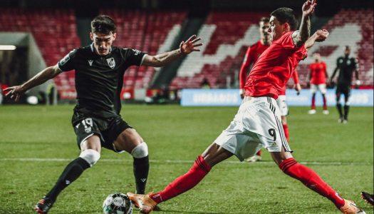 Vitória SC empata frente ao SL Benfica