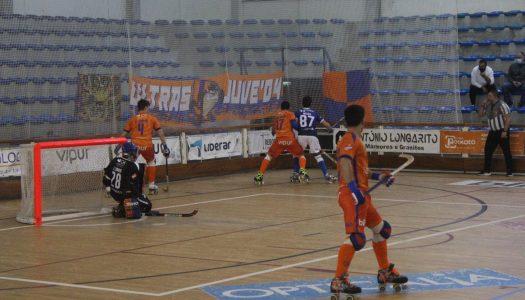 Juventude de Viana x HC Braga (Destaques)