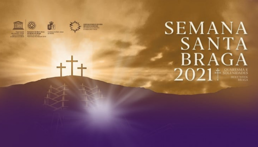 Semana Santa de Braga muda-se para o digital