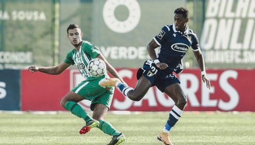 FC Famalicão retorna às vitórias frente ao Rio Ave FC