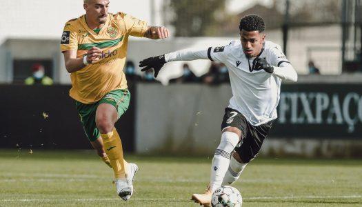 Vitória SC sofre derrota frente ao Paços de Ferreira