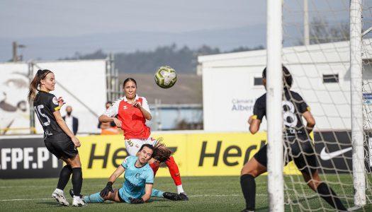 SC Braga vence CD Albergaria pela margem mínima