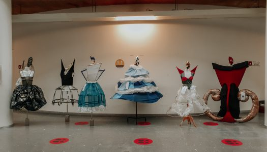 """""""A nova vestimenta do Imperador"""" é o projeto inovador dos estudantes de Design e Marketing de Moda"""