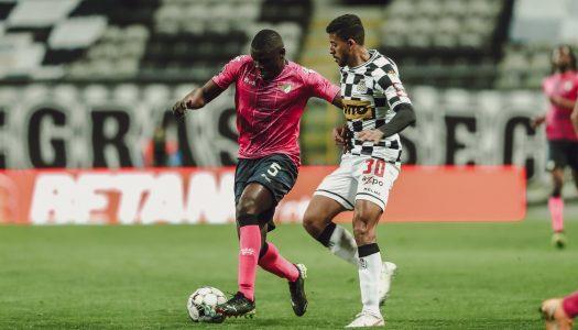 Moreirense perde na visita ao Estádio do Bessa